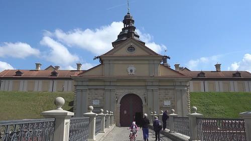 Niasvizh Castle
