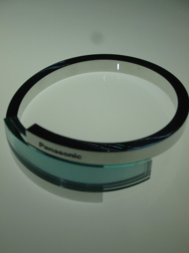 Panasonic Concept: Bracelet Viewer