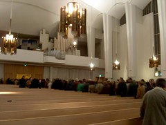 Alvar Aalto church 4 (cemre) Tags: seinäjoki alvaraalto church