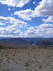 Colorado River (finn) Tags: landscape river clouds coloradoriver