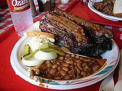 Iron Works BBQ, Austin TX