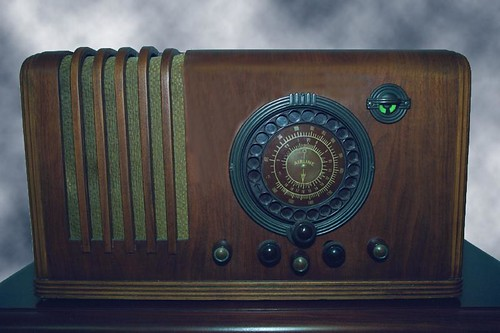 Airline Tele-Dial Radio da The Rocketeer.