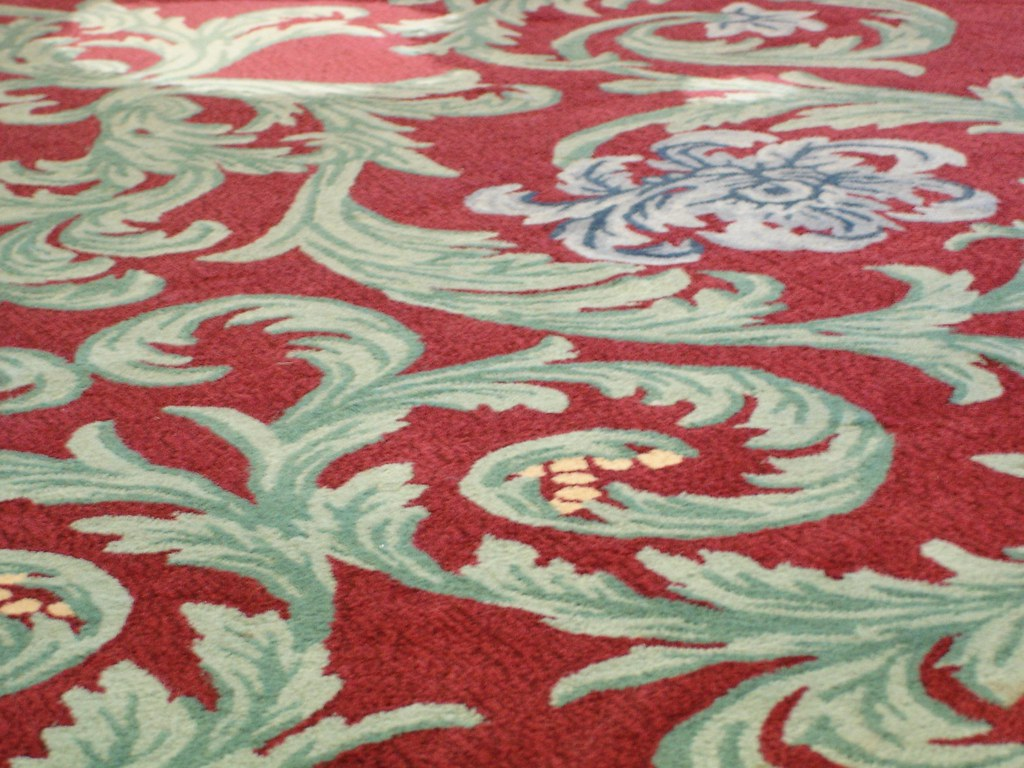 Pattern in the Carpet