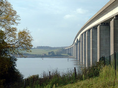 Orwell Bridge (Mark) Tags: orwell river ipswich october bridge