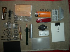 Mini Toolbox / Contents (Alexander Becker) Tags: 2004 prep unfound altoids tin tools urban toolbox kit gadgets gear make geeks lifehack lifehacks sak victorinox whatsinyourbag whatsinmybag survival survivalkit sas whatsinmytin