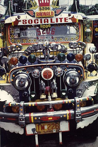 philippines manila jeepney