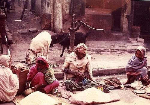 india calcutta street vendors