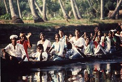 india kerala boat people