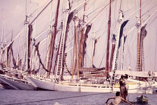 indonesia jakarta bugis ships