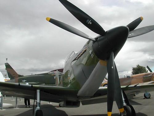 Warbird picture - Martin-Baker MB.5