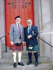 MacTavish & Campbell clans