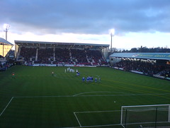 East End Park, Dunfermline (tcbuzz) Tags: park scotland football athletic stadiums scottish east end dunfermline stadia