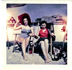 Bathing Beauties (1953) (musicmuse_ca) Tags: family grandma vacation 15fav beach 510fav mom interestingness jean southampton vera swimwear 1953 bathingbeauties i500 interetingness357