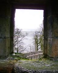 Windows on Loch Leven 2 (Weddog) Tags: windows castle scotland ancient stonework kinross lochleven