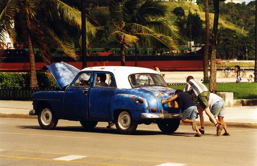 Avería en La Habana