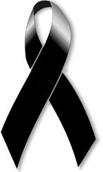 simbolo de luto