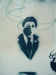 Boulder Graffiti: Chögyam Trungpa