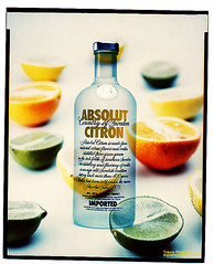 absolute_citron (etravus) Tags: glass sunshine fruit finland advertising interestingness bottle lemon exposure flickr experimental drink doubleexposure martini double papernegative 8x10 commercial slice alcohol half travis vodka citrus lime citron largeformat absolute neg sinar tangy imported absolutevodka travisprice 8x10large formatexperamentalpaper etravus
