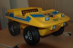 Sindy's Car (emma channon) Tags: car toy sindy