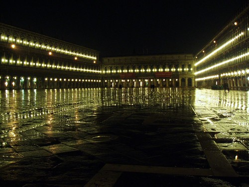 Piazza San Marco, nit (I)