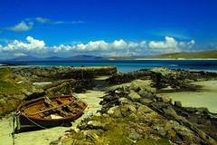 Barra, Hebrides. Eoligarry (Fr Paul Hackett) Tags: island scotland barra