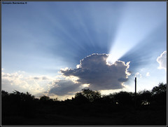 Nubes de Dios (Clouds of God) from Flickr user Gonzalo Barrientos