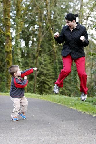 Judo Vs  Karate/TKD/KungFu for children  – Judo 4 Parents   com