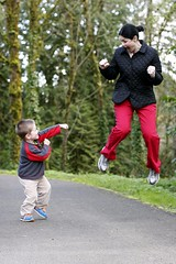 karate kid meets flying mom - _MG_3046.JPG