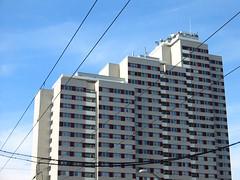 blockhaus (majorette) Tags: berlin haus architektur block wohnblock