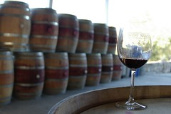Vince Arroyo Winery (cwgoodroe) Tags: glass wine barrel winery sfchronicle96hours sfchronicle96hrs