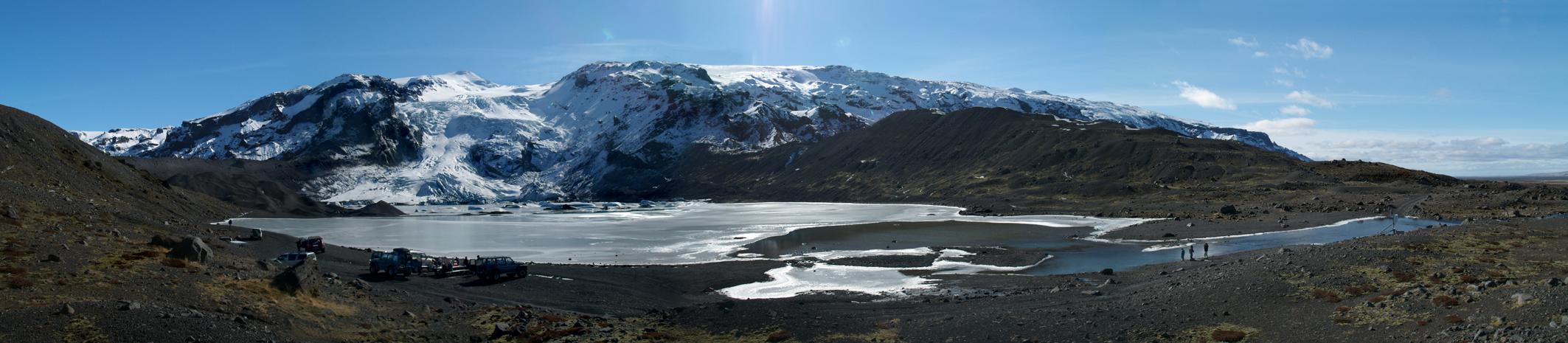 Icefall Gigjokull