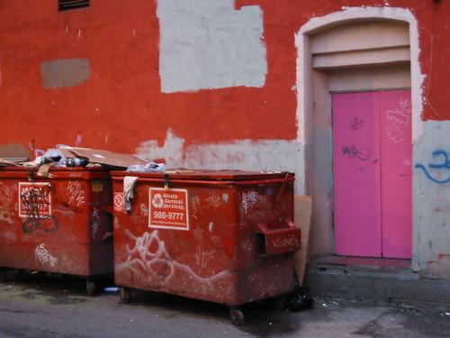 Pink Door by robotgirl