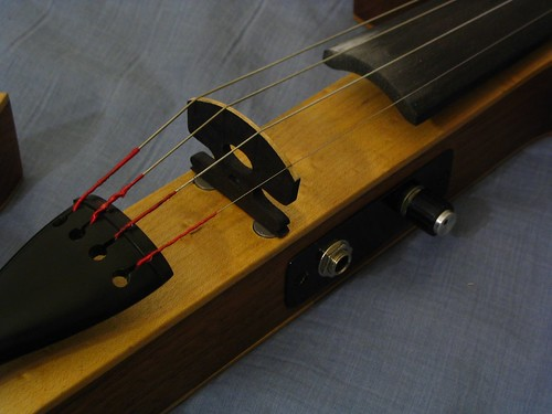 Electric violin 013