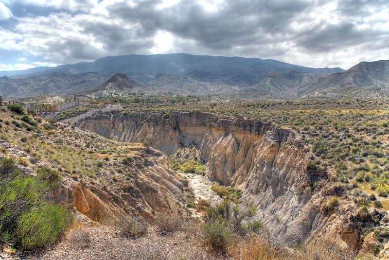 Photo d'Andalousie n°8. Le désert de Tabernas