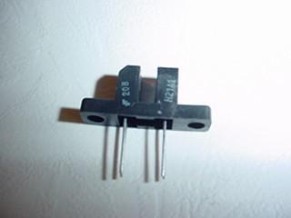 Linear Optical Encoder Hackaday