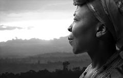 The spirit of Africa / El espíritu de África (brunoat) Tags: africa portrait blackandwhite bw favorite woman tag3 taggedout lafotodelasemana mujer bravo tag2 tag1 retrato bn future topf150 futuro cameroon cameroun camerun lmff lmff1 scoreme48 lmff2 lmff3 lmff4 lmff5 lmff6 been1of100bw judgmentday60 lfscontraluces brunoat magmag bwart7days brunoabarca