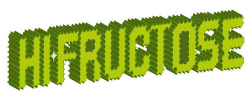 Hi Logo Boldextruded