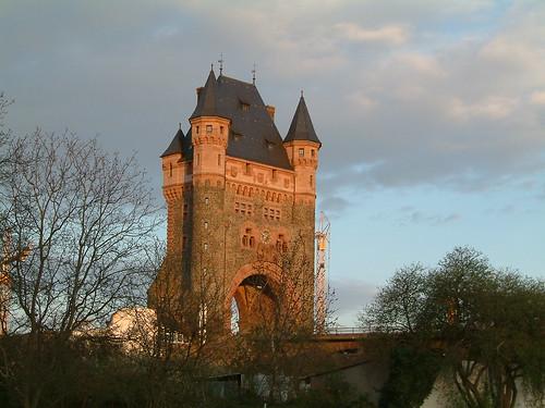 Wormser Rheinbrücke