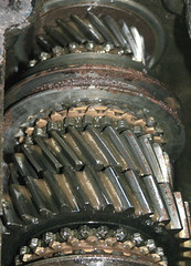 Warner T15 Transmission Gears