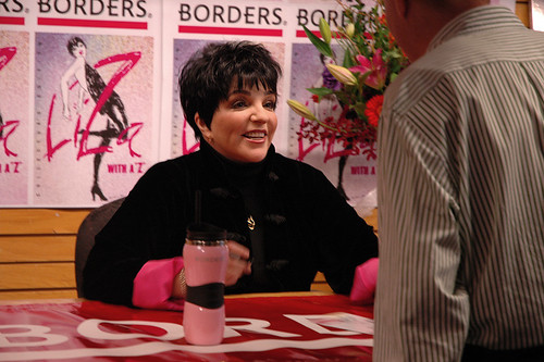 Liza Minnelli, Chicago, April 2006