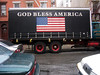 GBA (Brunocerous) Tags: nyc newyork nycpb topv111 brooklyn truck flag williamsburg gothamist fauxpatriotism