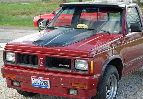 Oldsmobile Bravada Truck Oldsmobile Bravada st