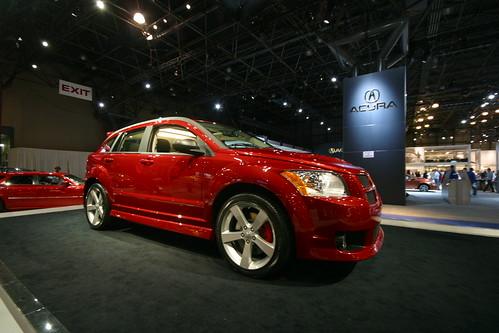 2008 Dodge Caliber SRT-4