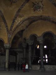 Hagia Sophia interior - second level (birdfarm) Tags: church turkey türkiye istanbul İstanbul hagiasophia byzantine justinian byzantium ayasofya byzantinechurch byzantineempire