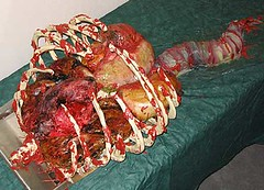 Full_thoracic_cavity_cake_image (monkeyman_3d) Tags: thoracic gross yummy cake dessert