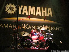 drums aldridge koster richardson watcha bertignac pleymo yamaharocknight