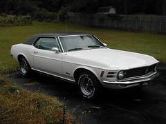 1970 Mustang Grande (avrilstylo) Tags: mycar mustang grande 1970