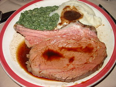 The House Cut (Schlomo Rabinowitz) Tags: unfound sanfrancisco food houseofprimerib meat notes cow