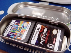 Altoids Nintendo DS cartridge case (inju) Tags: tin nintendo ds case gaming altoids cartridge dslite
