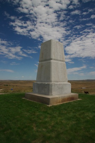 Battle of Little Bighorn Memorial